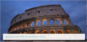HERE Annual Conference